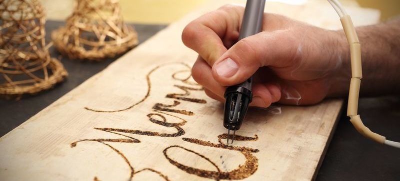 Wood Writing - The Best Tips
