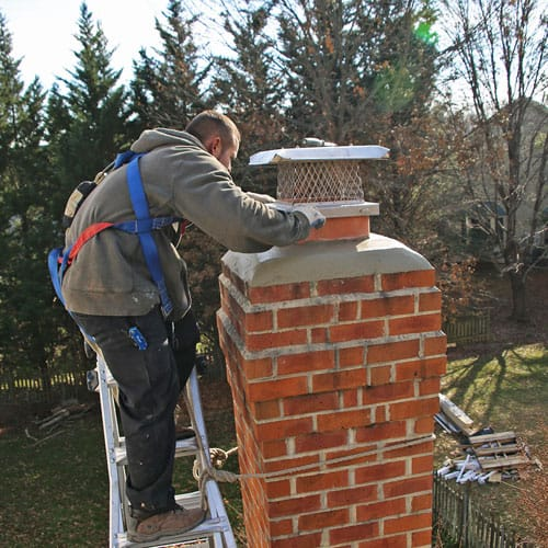Prices for Brick and Crack chimney repaire