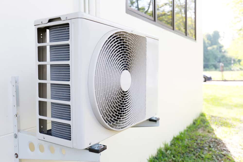 The ac running but not cooling or dripping