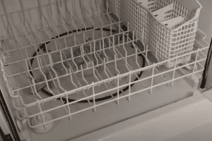 How to unclog a dishwasher with standing water