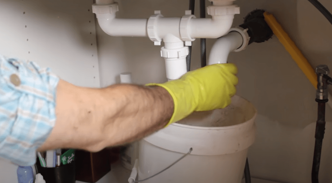 How to clear a clogged sink without a plunger