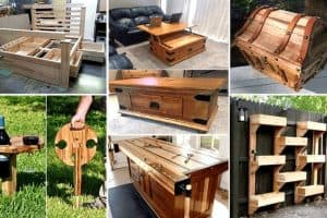 55 Best DIY Woodworking Ideas You Can Sell